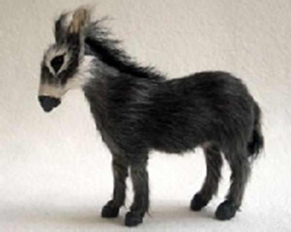 Bild von Esel stehend mini