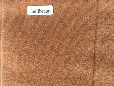 Bild für Kategorie Duvetine hellbraun