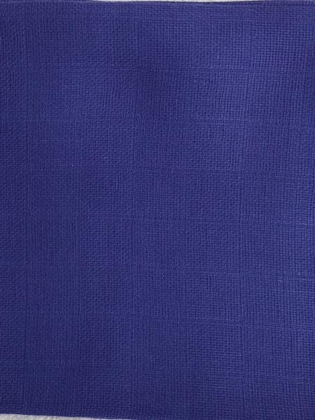Bild von Gaze königsblau  60x60cm