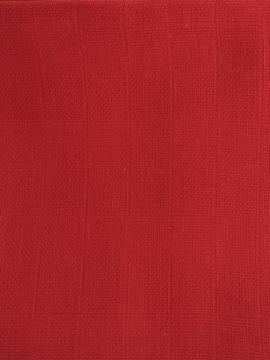 Bild von Gaze rot 60x60cm