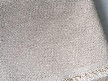 Bild von Baumwollstoff roh ca.100x145cm