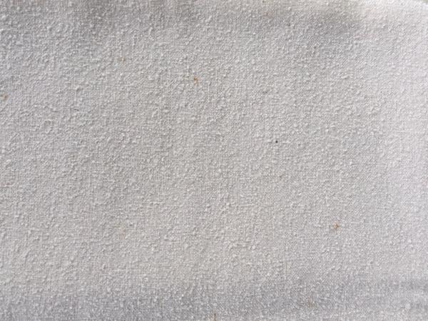 Bild von Bouretteseide ecru weich 50x90cm