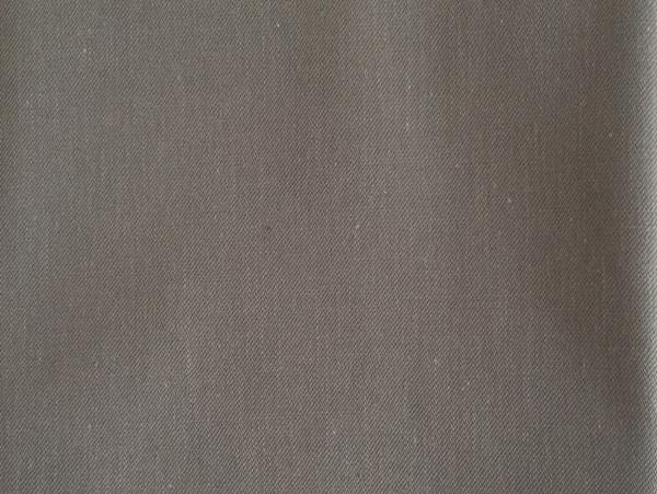 Bild von Kleiderstoff mittelgrau 80cmx100cm