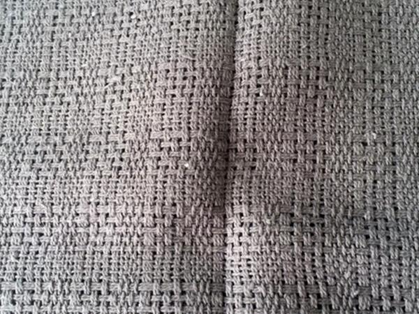 Bild von Baumwolle grau locker 40x50cm
