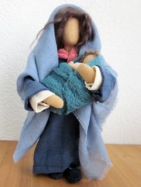Bild für Kategorie Maria Gr. 3 mit Jesuskind