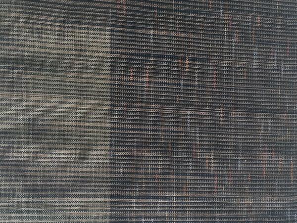 Bild von Baumwollstoff graubraun 90 cm breit, 30cm hoch