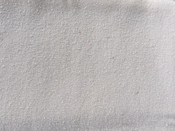 Bild von Bouretteseide ecru weich 45x50cm